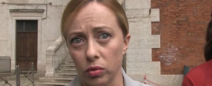 Tortura, Giorgia Meloni: 'Abolire reato che impedisce ad agenti di fare il loro lavoro'. Poi cancella il tweet: 'Modificarlo'