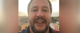 """Governo, Salvini su Facebook: """"Basta perdere tempo: in Italia e all'estero ci vogliono fermare. O si parte o si torna al voto"""""""