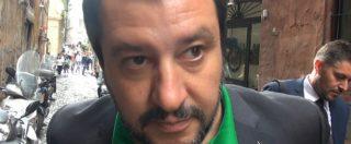 """Governo, Salvini: """"Conte? Nessuna marcia indietro, avanti con lui. Savona? A me piace, garanzia per 60 milioni di italiani"""""""