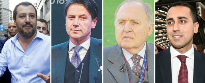 Governo, pubblicati i nomi dell'esecutivo mancato. Di Maio a Sviluppo e Lavoro, Salvini agli Interni. Entrambi vicepremier