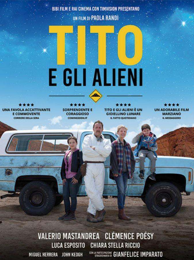Tito e gli alieni, dal Torino Film Festival alle sale una fiaba fantascientifica con Valerio Mastandrea