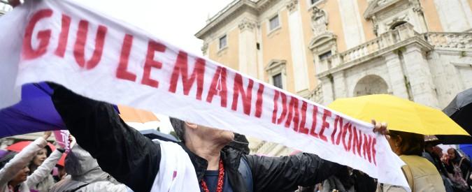 Roma, la Casa delle donne porta a Bruxelles la sua lotta contro la chiusura
