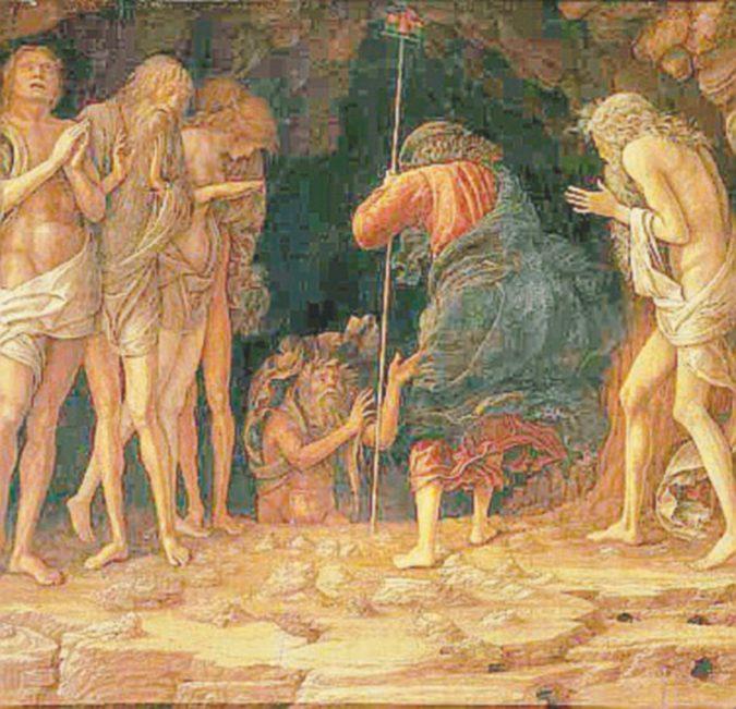 Mantegna risorto: era rimasto in magazzino