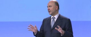 """Def, la Commissione Ue risponde a Tria: """"Seria preoccupazione per la deviazione dal percorso di bilancio"""""""