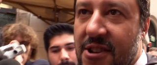 """Governo, Salvini: """"Conte premier? Non sarà mero esecutore del contratto"""". E rilancia Savona per l'Economia"""