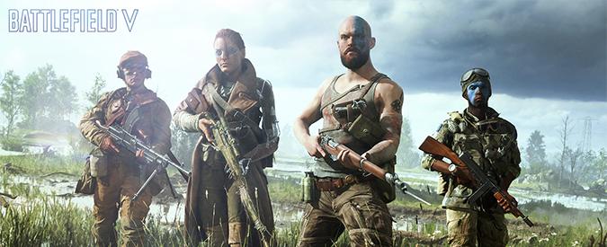 Battlefield V: lo shooter di Electronics Arts torna alle Seconda Guerra Mondiale