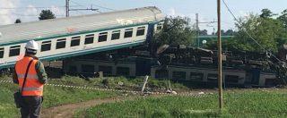 """Torino-Ivrea, scontro tra treno e tir: due morti e 23 feriti. Dubbi su dinamica. Anas: """"Camion non ha rispettato norme"""""""