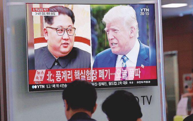 Trump, Kim e il nucleare: stupido è chi lo stupido fa