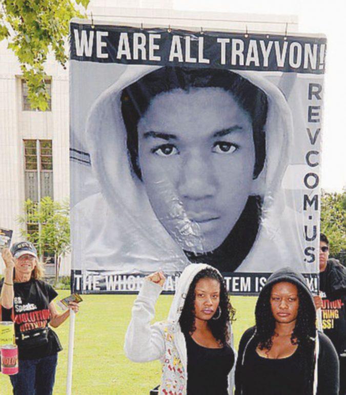 Weinstein, un copione sulla pelle di Trayvon