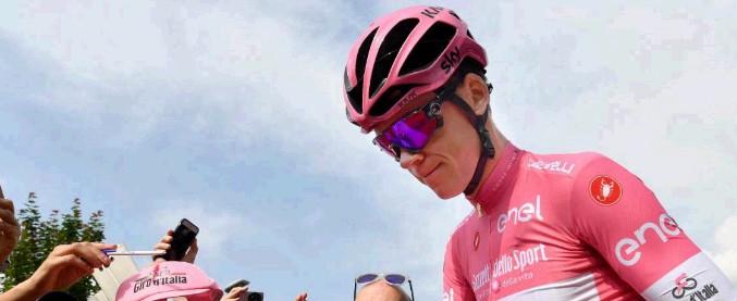Giro d'Italia, il trionfo di Froome con una prova di forza nell'anno della mediocrità del percorso. E dell'assenza di Nibali e Aru