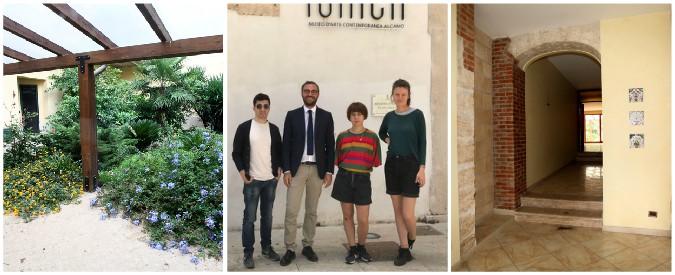 """Mafia, la casa confiscata al """"re del vento"""" Nicastri diventa residenza per artisti"""