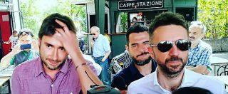 Festa del Fatto Quotidiano, Andrea Scanzi intervista Alessandro Di Battista. Rivedi la diretta