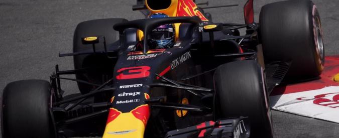 Formula 1, qualifiche del Gp di Monaco a Montecarlo: Ricciardo in pole. Secondo Vettel, poi Hamilton