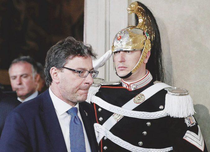 Quando Giorgetti lottizzava le nomine in Finmeccanica