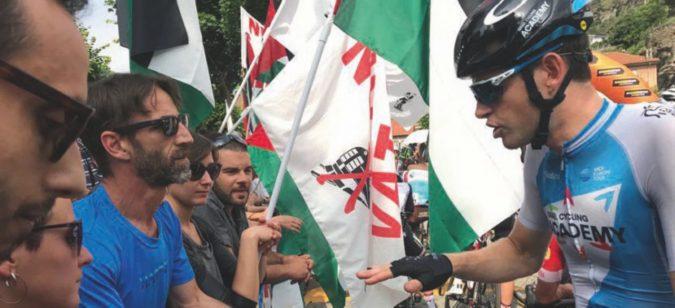 I No Tav e i pro Palestina. Poi Froome vince il Giro