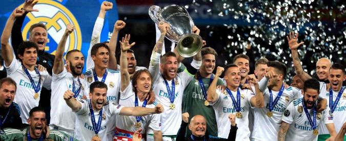 Champions League, Real Madrid-Liverpool 3-1: spagnoli campioni per la terza volta di fila con Bale e le papere di Karius