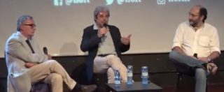 """Festa del Fatto, Marco Lillo dialoga con Franco Roberti: """"Stato e mafie, trattare conviene?"""". Rivedi l'evento"""