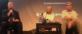 """Festa del Fatto, Paolo Mieli e Antonio Padellaro: """"La strana coppia al governo"""". Rivedi l'incontro"""