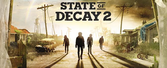 State of Decay 2, tra zombie e paesaggi post apocalittici arriva il nuovo capitolo del survival di Undead Labs