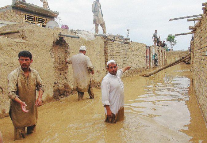 Afghanistan senza pace tra Talebani e alluvioni