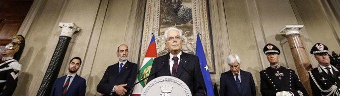 Governo, la Terza Repubblica nasce con la crisi del sistema. La scelta di Mattarella: no a Savona per salvare la Costituzione