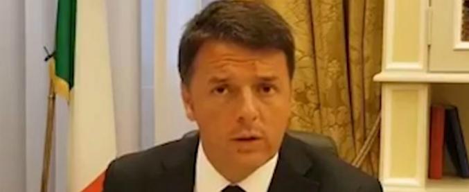 """Renzi cambia vita, tra viaggi e conferenze (pagate). """"Starò fuori dal giro per qualche mese"""", ma resta al Senato e nel Pd"""