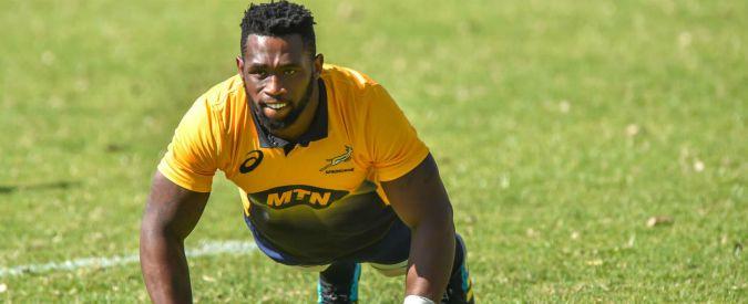 Rugby, Siya Kolisi primo capitano nero del Sudafrica: 9 giugno in campo contro Inghilterra
