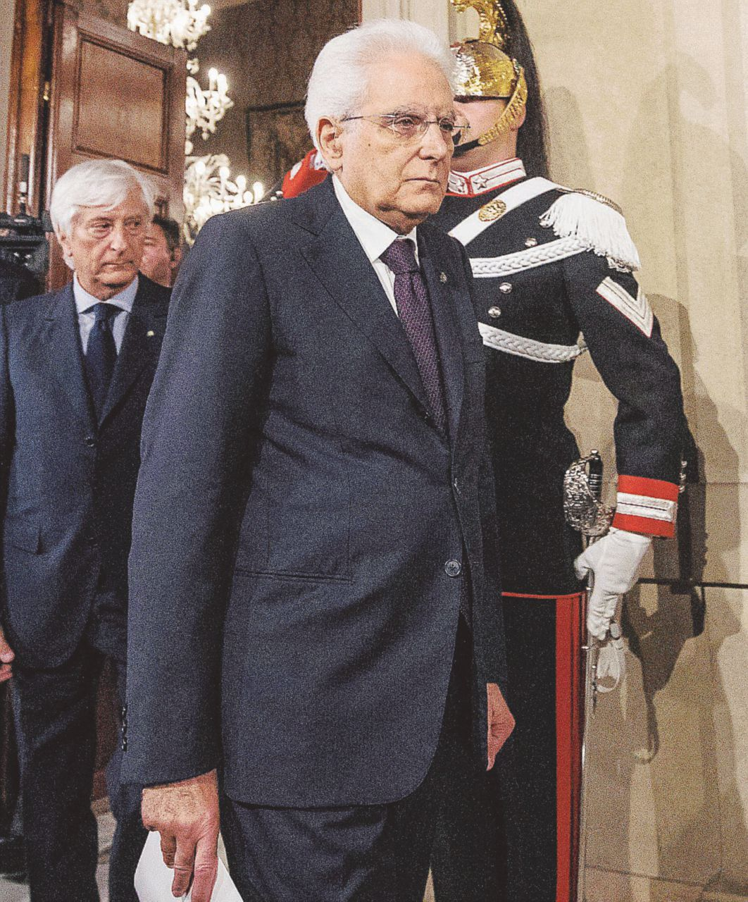 In edicola sul Fatto del 29 maggio: Nessuna possibilità per la fiducia a Cottarelli (e niente Finanziaria)