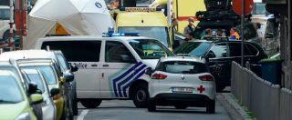 """Liegi, coltellate e spari in centro: uccisi un passante e due agenti. Ammazzato killer. """"Era schedato per radicalizzazione"""""""