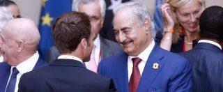 """Libia, Margelletti: """"Haftar è appoggiato dalla Francia, che tutela i suoi interessi petroliferi. L'Italia non lo sta facendo"""""""