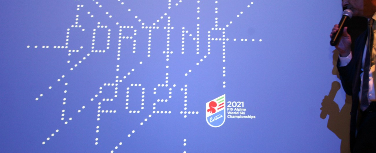 """Cortina 2021, l'Anas mette le mani avanti: """"Le infrastrutture per i mondiali di Sci? Non saranno pronte in tempo"""""""