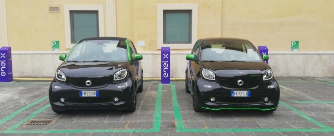 Smart EQ, ecco la app che trova parcheggio e ti fa ricaricare le batterie