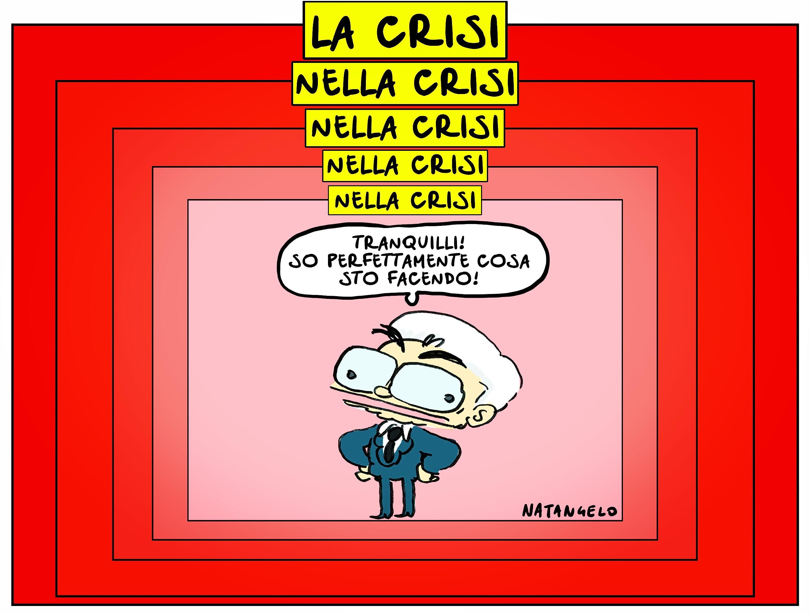 Nella crisi