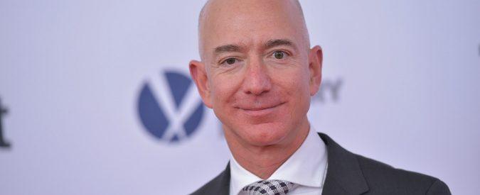 Amazon, Jeff Bezos vuole colonizzare la luna. E potrebbe farcela