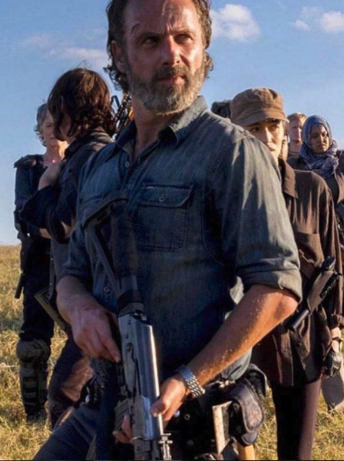 The Walking Dead, Andrew Lincoln lascia la serie: addio all'ex sceriffo Rick Grimes