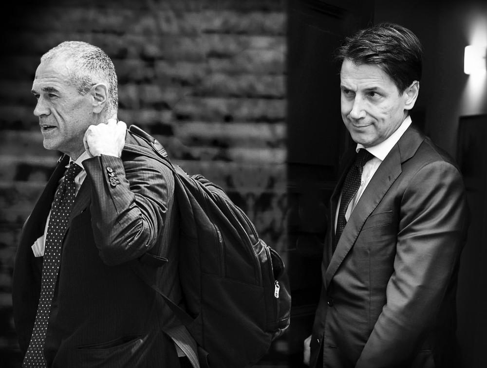 In Edicola sul Fatto Quotidiano del 30 maggio: Cottarelli non hai i voti e s'è perso i ministri