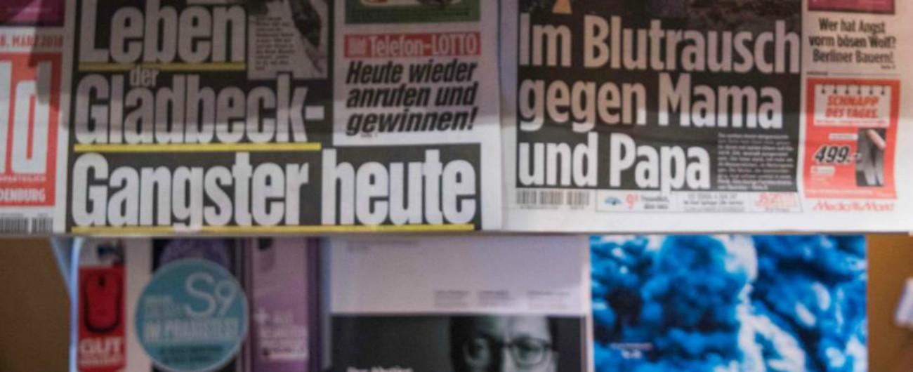 """La crisi italiana vista dai giornali tedeschi: sulla stampa prevale la paura. """"Merkel tace perché teme i 'suoi' euroscettici"""""""