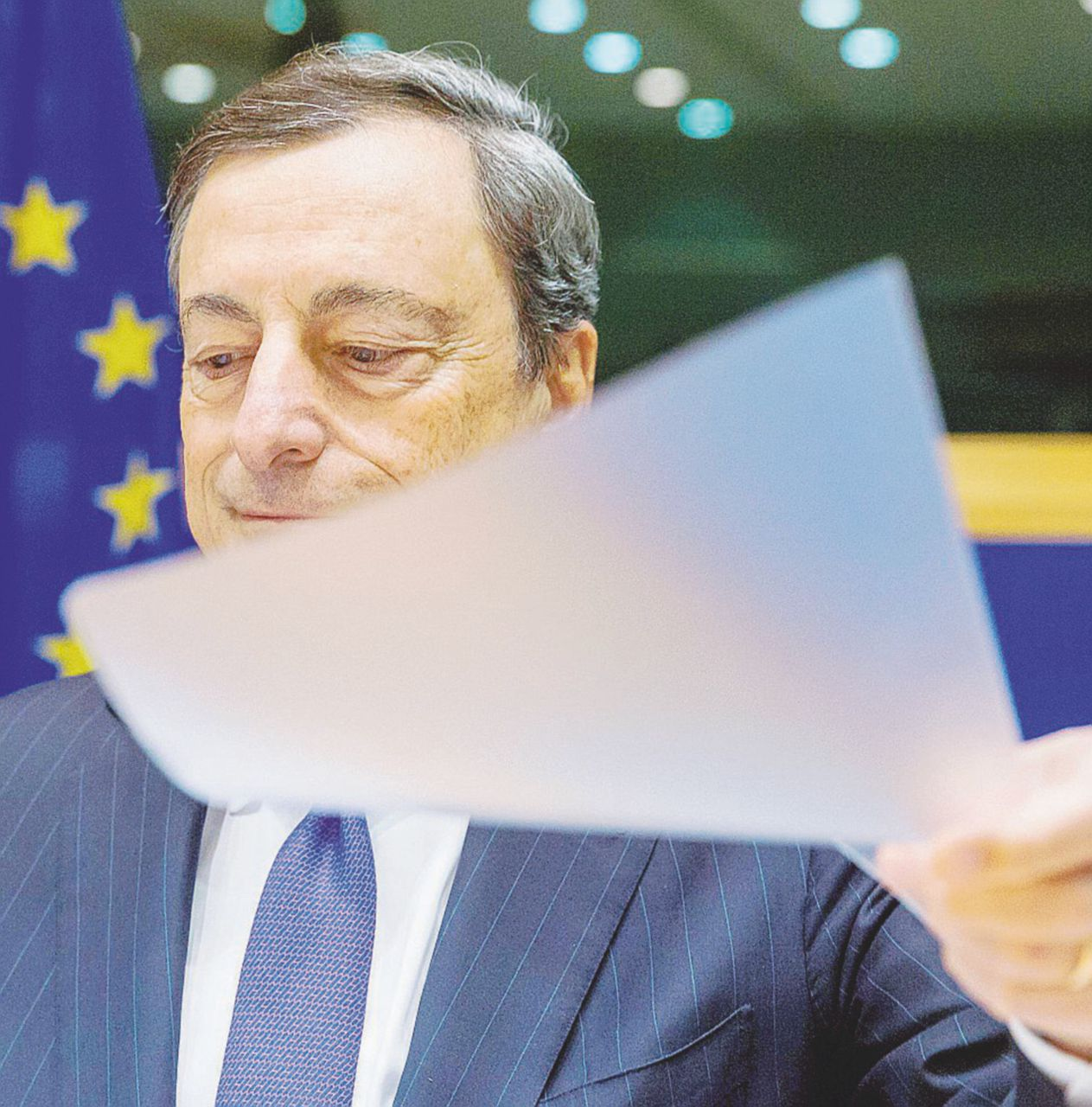 Emergenza spread: ecco quanto ha comprato la Bce