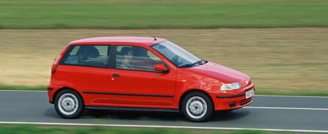 Fiat Punto, l'addio. Stop alla produzione in estate, dopo 25 anni di carriera