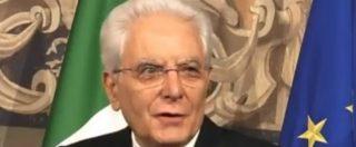 """Governo, Mattarella: """"Concluso un itinerario complesso. Buon lavoro per il futuro"""". Poi gli applausi dalla sala stampa"""