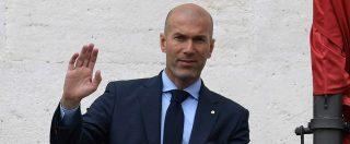 """Zidane lascia il Real Madrid dopo 3 anni: """"Adesso è necessario un cambiamento"""""""