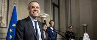 """Governo, Cottarelli: """"No a più deficit. Ma sbaglia anche la Germania: il suo surplus fa male all'Italia e all'Europa"""""""