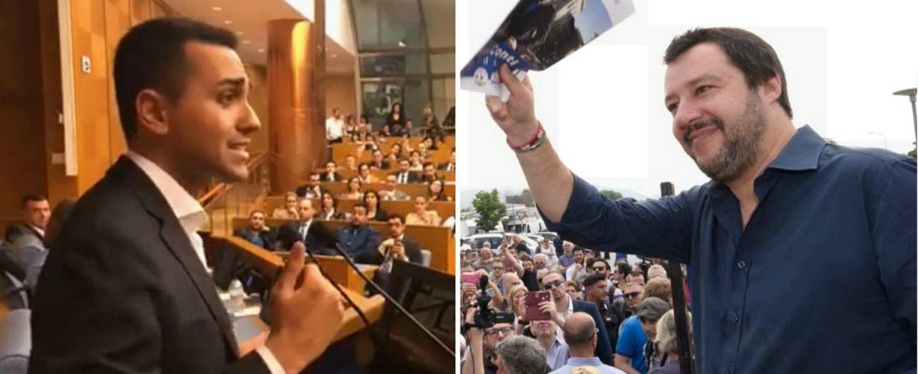 Governo, diretta – Incontro Di Maio-Salvini sui ministri. Alla Camera anche Meloni. Il nodo è ingresso di Fdi nell'esecutivo