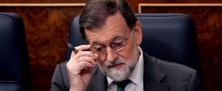 """Spagna, l'ex premier Rajoy lascia la guida del Partito popolare e la politica: """"La cosa migliore per me, il Pp e il Paese"""""""