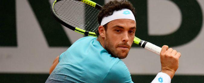 Roland Garros, Marco Cecchinato per la prima volta agli ottavi. E al terzo turno anche Fognini e Berrettini