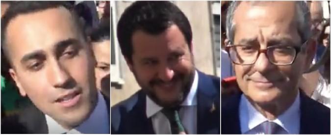 """Truffati banche, Salvini in pressing sul Tesoro: """"Tria firmi i decreti attuativi entro questa settimana oppure lo facciamo noi"""""""