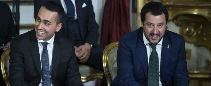 Salvini-Di Maio, è nato il governo che non si doveva fare