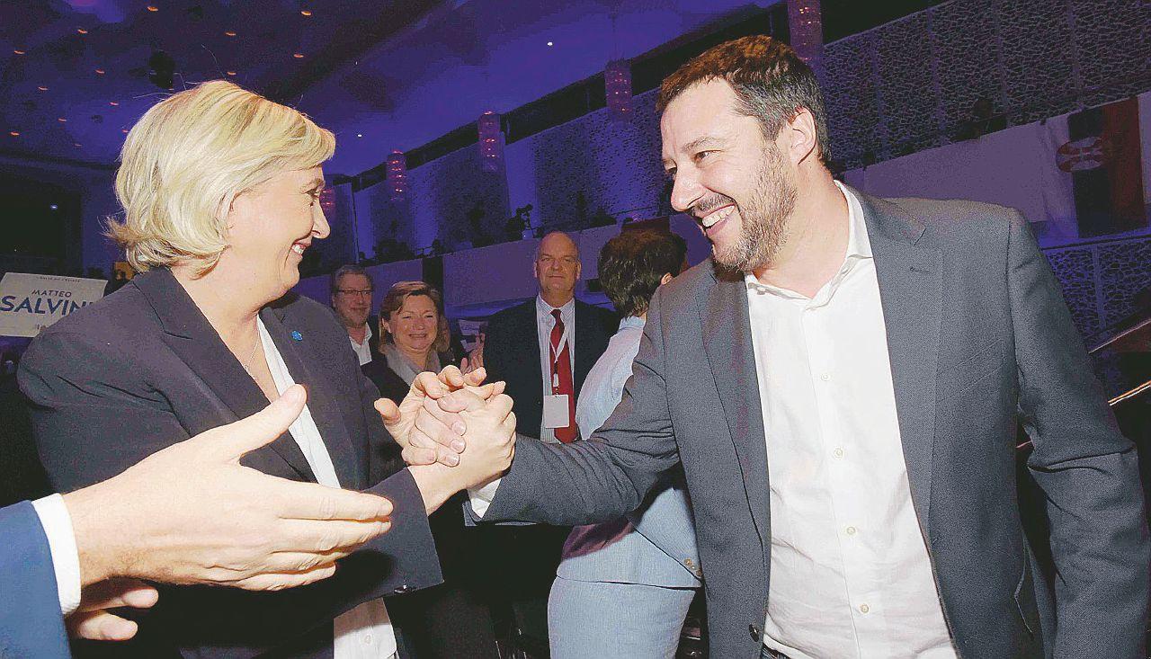 Marine Le Pen, la donna che voleva essere Salvini