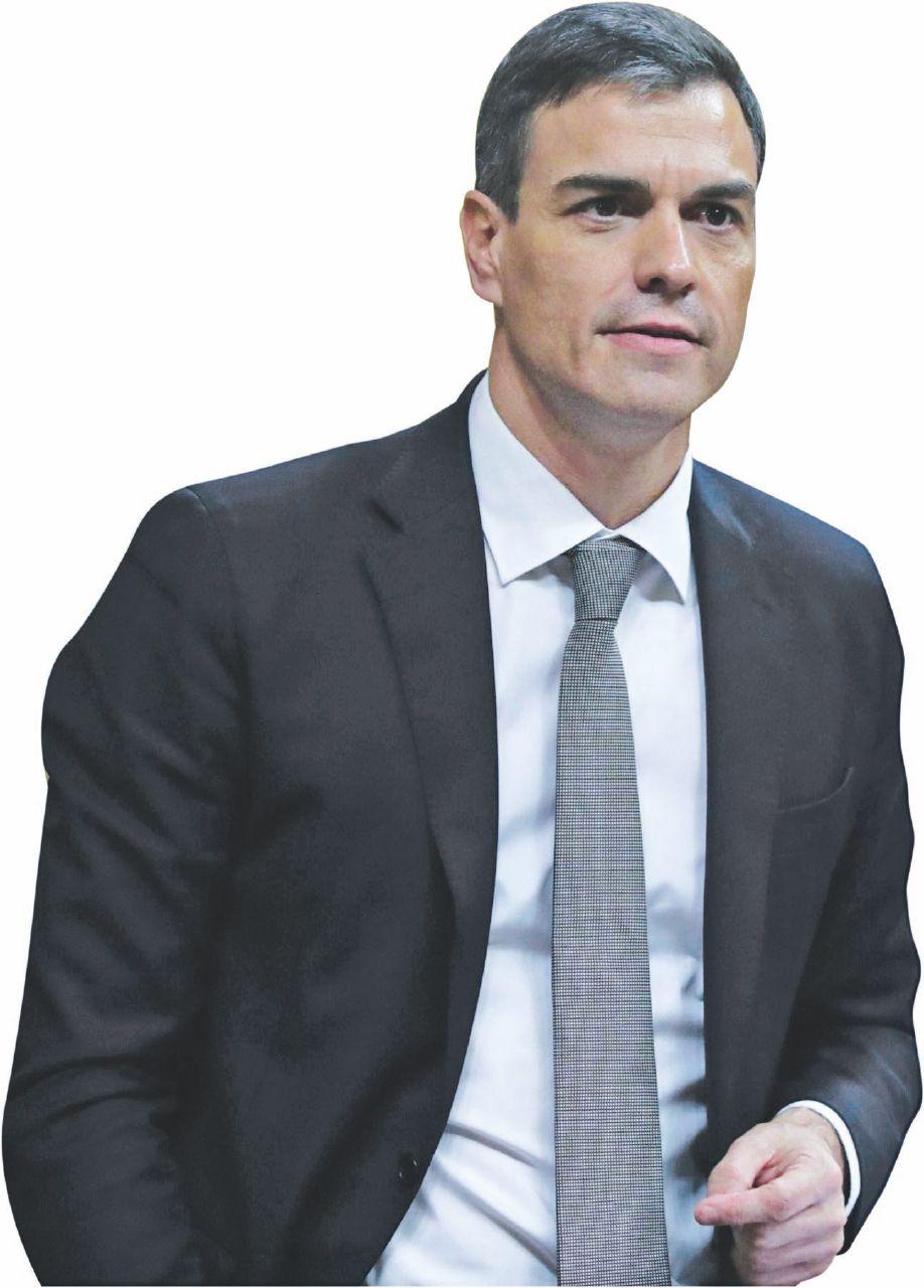 Le spine di Pedro (che non è Zapatero)