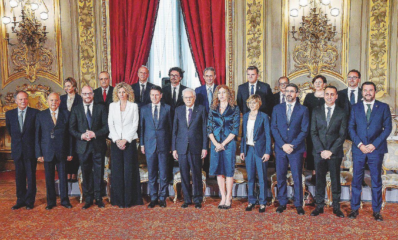 In Edicola sul Fatto Quotidiano del 2 giugno: Il governo Conte giura, Salvini s'allarga, il Pd grida al fascismo